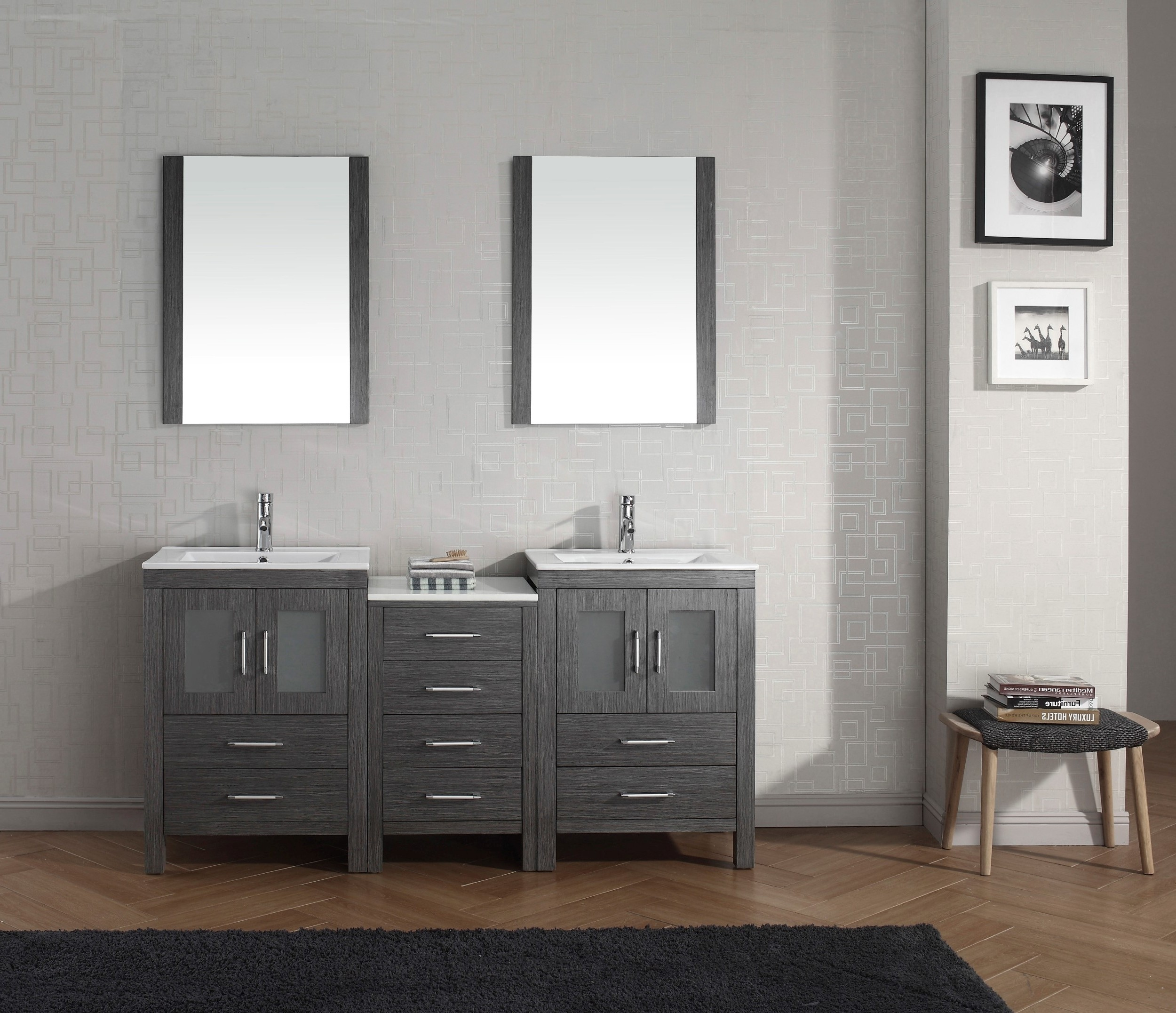 Best of houzz bathroom vanities portrait