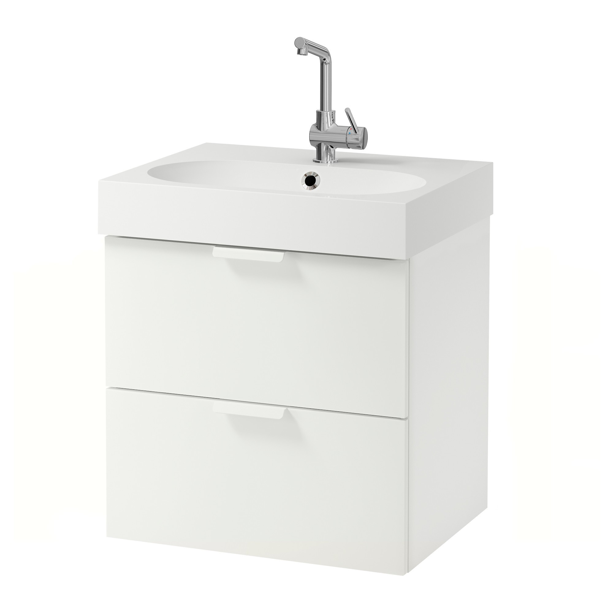 Ikea Bathroom Sink Wonderful Godmorgon Br Viken Sink Cabinet with 2 Drawers White 5 Design