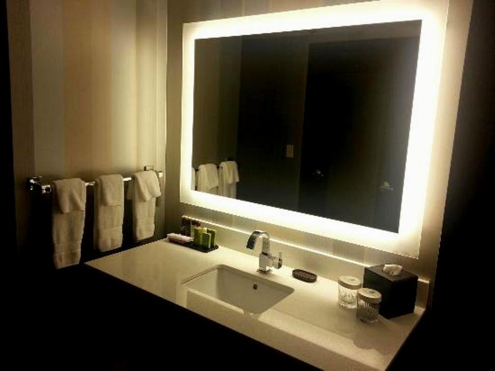 incredible bathroom mirror frames model-Amazing Bathroom Mirror Frames Ideas