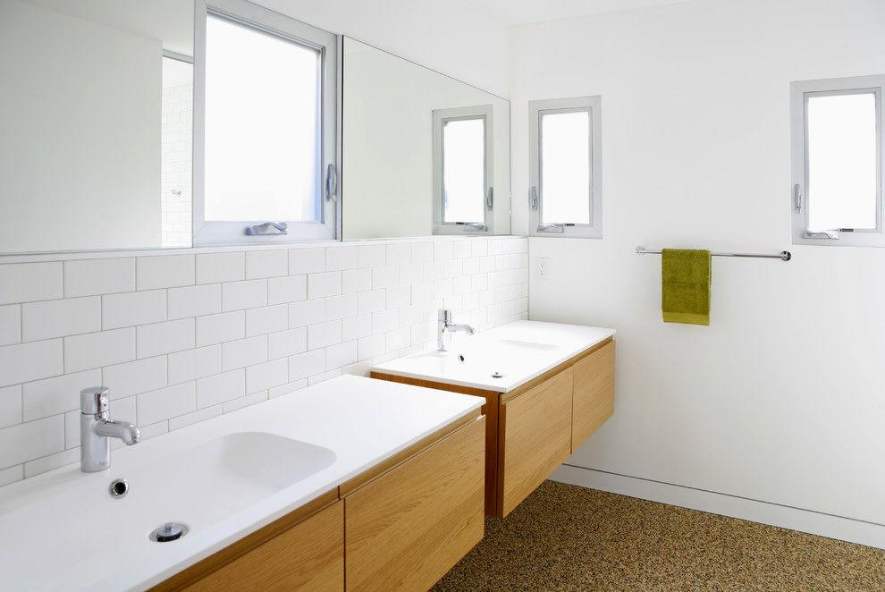 incredible bathroom towel rack photo-Contemporary Bathroom towel Rack Image