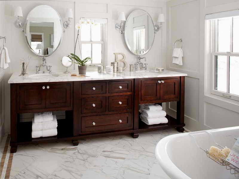 incredible double sink bathroom vanity décor-Excellent Double Sink Bathroom Vanity Décor