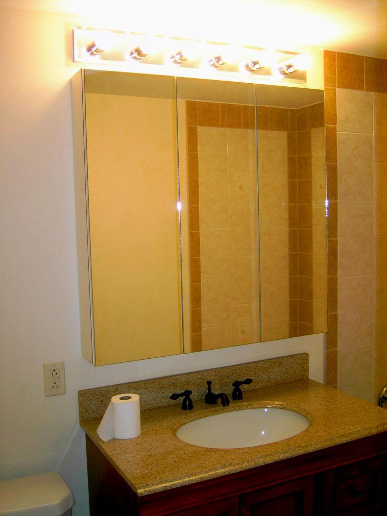 inspirational bathroom medicine cabinets image-Contemporary Bathroom Medicine Cabinets Construction