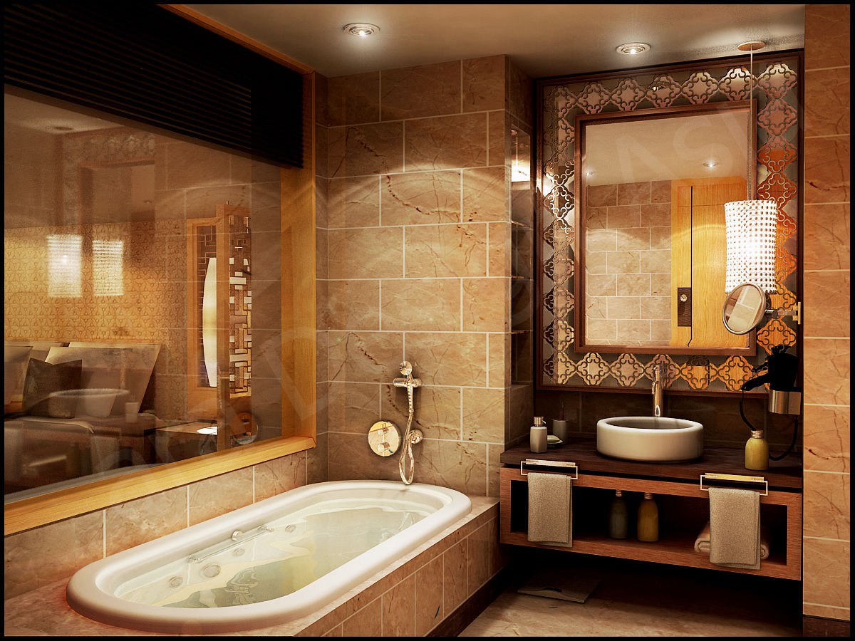 inspirational bathroom vanity with vessel sink layout-Beautiful Bathroom Vanity with Vessel Sink Design