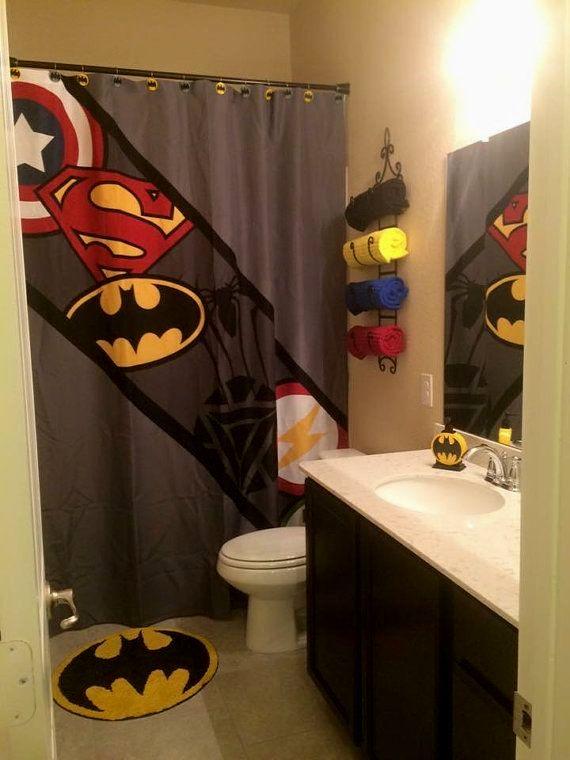inspirational batman bathroom set layout-Cool Batman Bathroom Set Portrait