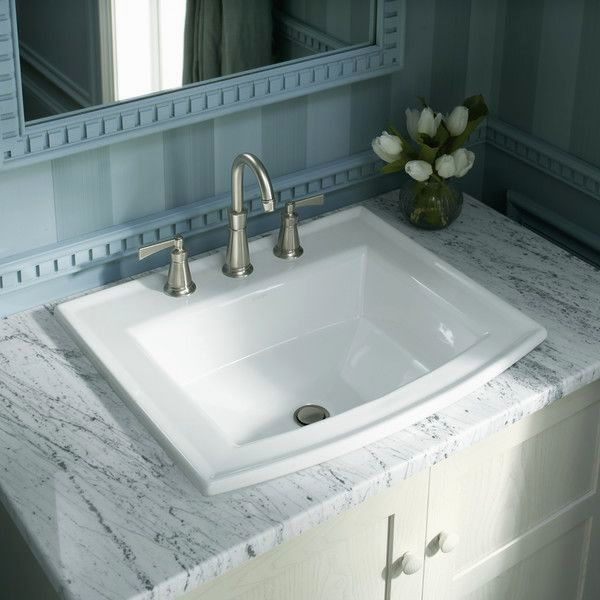 inspirational drop in bathroom sinks construction-Amazing Drop In Bathroom Sinks Portrait