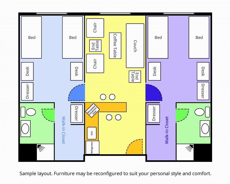 inspirational modern bathroom design layout-Fascinating Modern Bathroom Design Image
