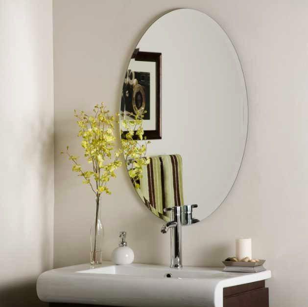 inspirational oval bathroom mirrors portrait-Beautiful Oval Bathroom Mirrors Décor