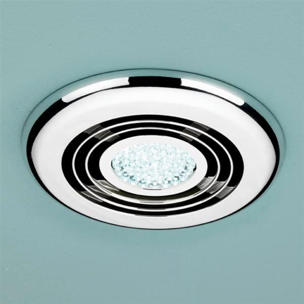 latest bathroom fan light photo-Stylish Bathroom Fan Light Model