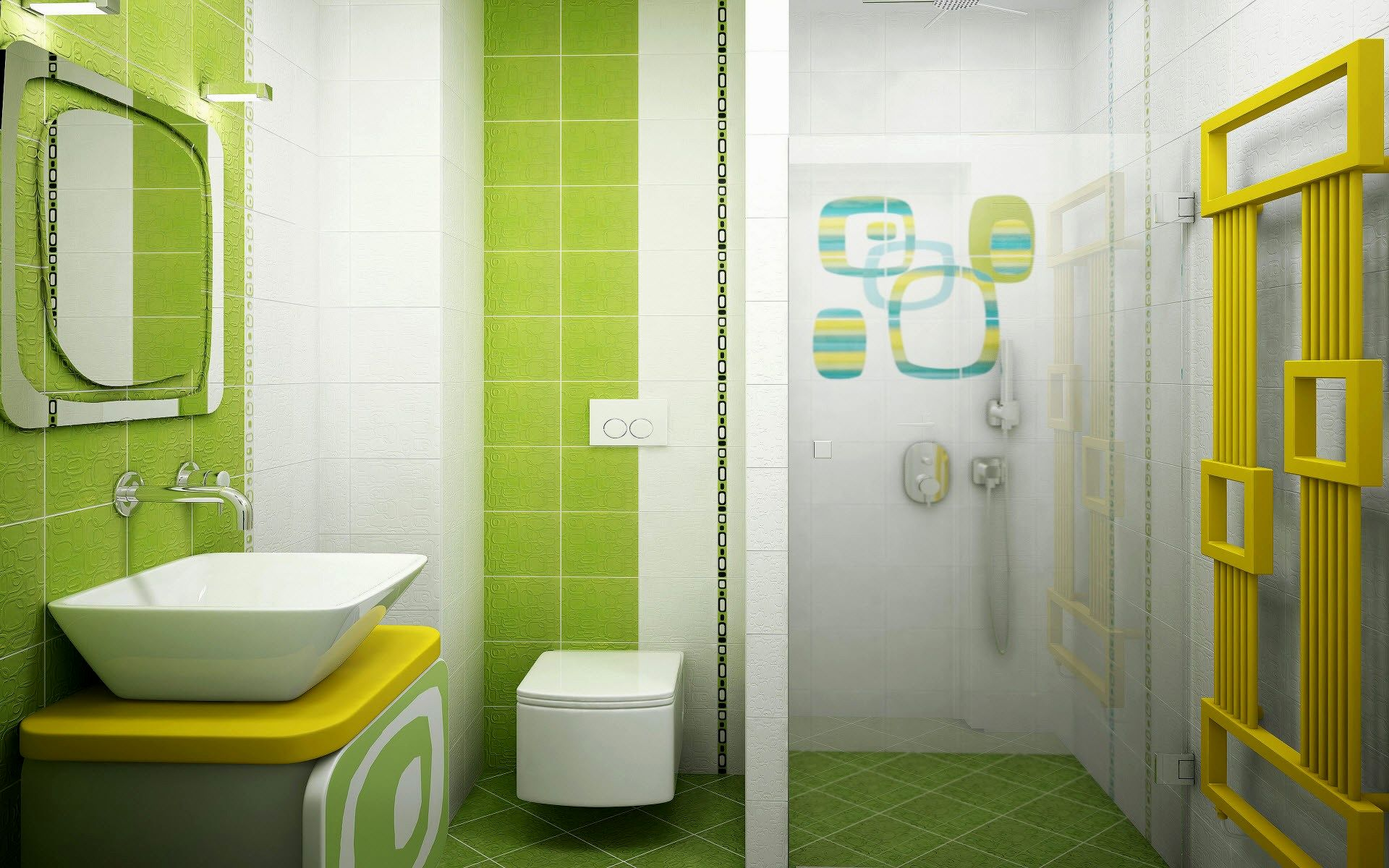 latest bathroom floor tiles model-Best Bathroom Floor Tiles Pattern