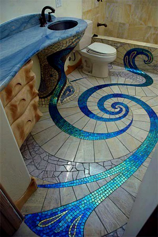 latest mermaid bathroom decor pattern-Sensational Mermaid Bathroom Decor Pattern