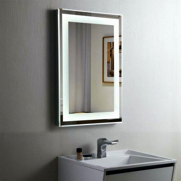 lovely framed bathroom mirrors decoration-Stylish Framed Bathroom Mirrors Picture