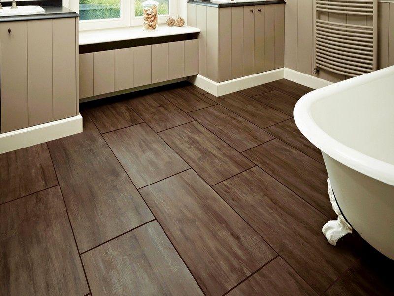 lovely wood tile bathroom design-Fantastic Wood Tile Bathroom Ideas