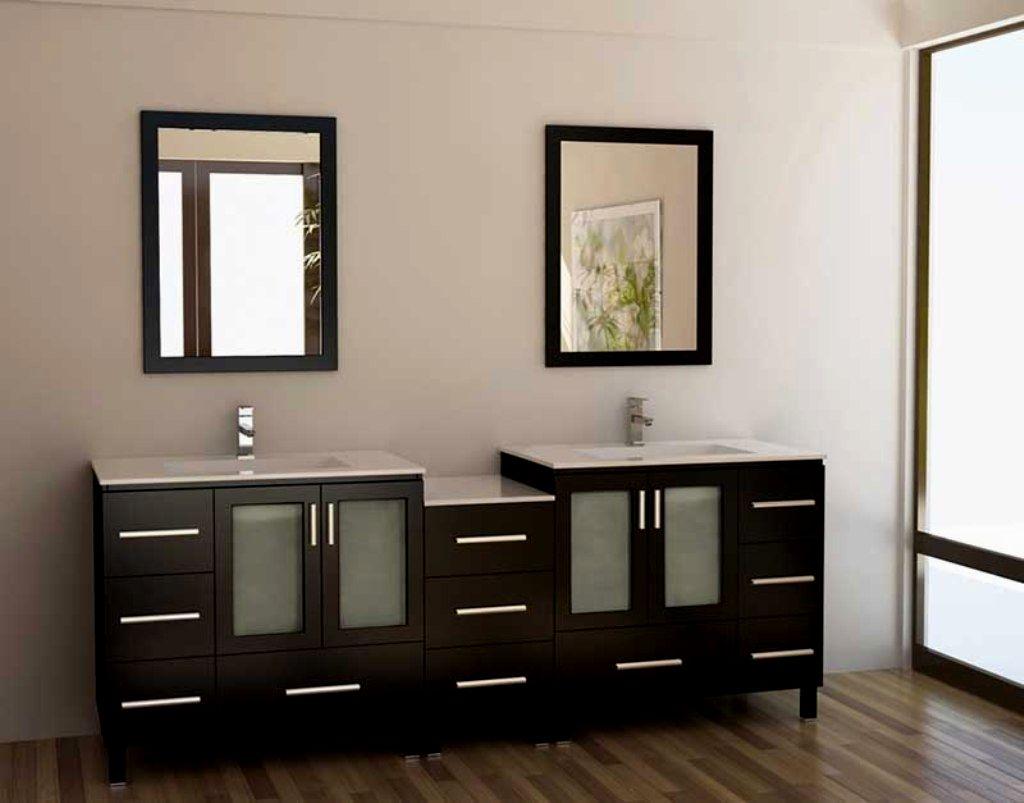 luxury double sink bathroom vanity photograph-Excellent Double Sink Bathroom Vanity Décor