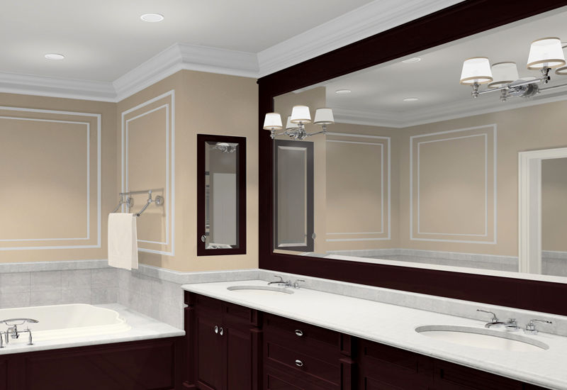 luxury lighted bathroom mirror wallpaper-Finest Lighted Bathroom Mirror Layout