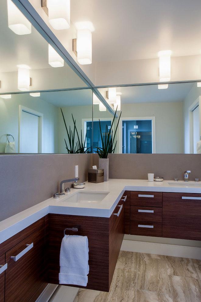 modern bathroom vanity mirror construction-Beautiful Bathroom Vanity Mirror Inspiration