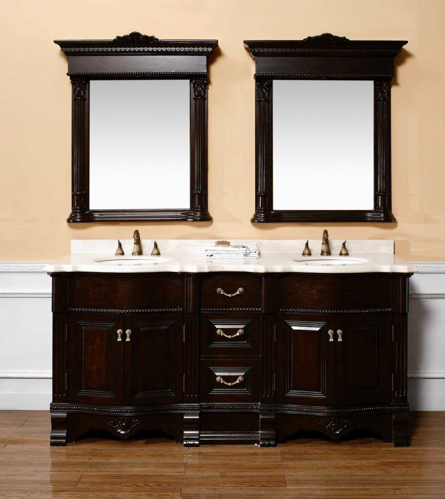 modern double bathroom vanities collection-Superb Double Bathroom Vanities Decoration