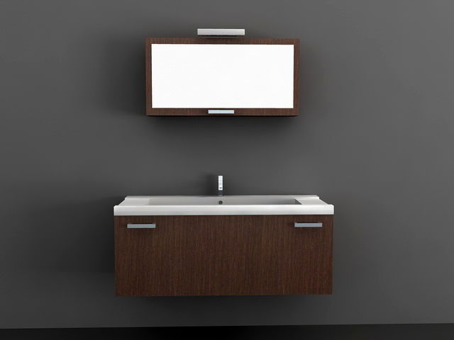modern floating bathroom vanity model-Amazing Floating Bathroom Vanity Construction