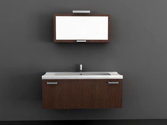 modern floating bathroom vanity model-Amazing Floating Bathroom Vanity Construction