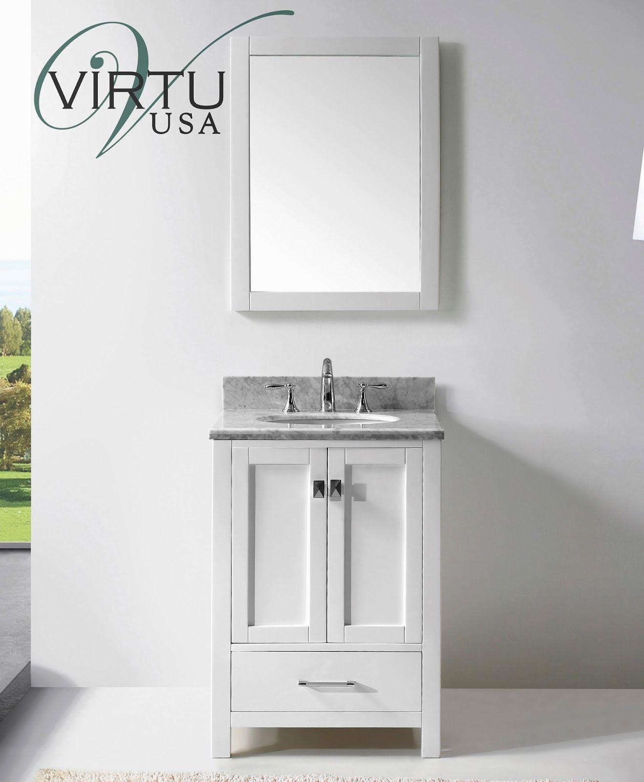 modern small bathroom vanity model-Beautiful Small Bathroom Vanity Décor