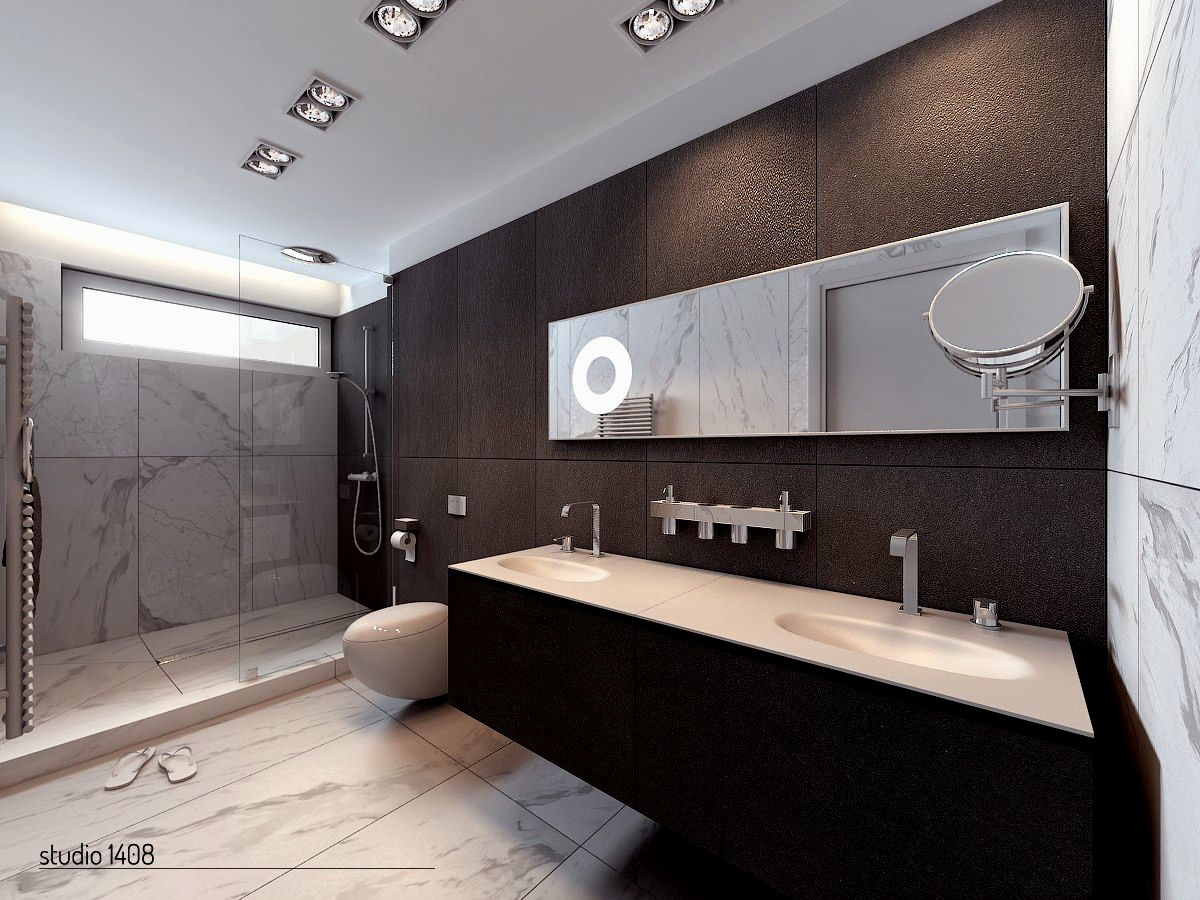 modern tile bathroom ideas image-Amazing Tile Bathroom Ideas Photograph