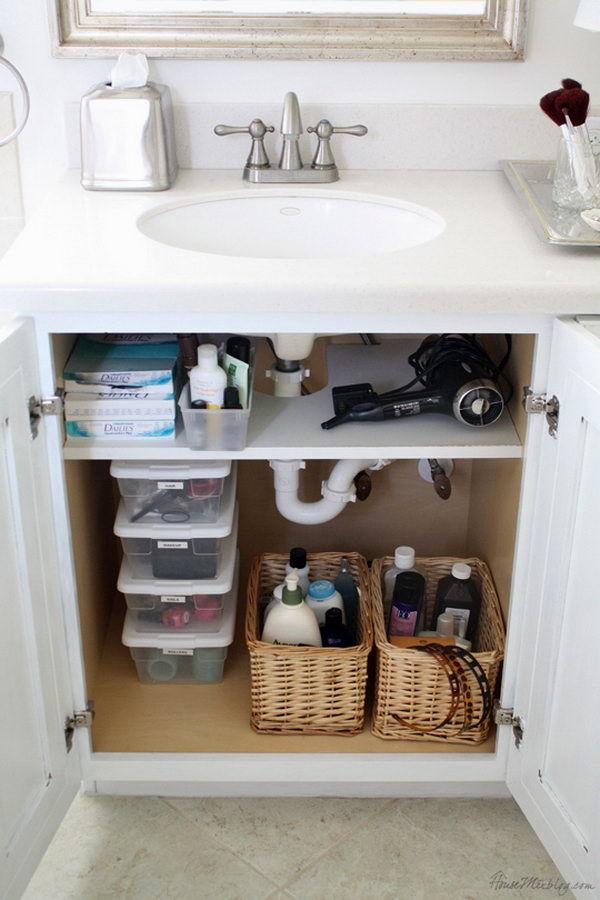 new bathroom organization ideas plan-Amazing Bathroom organization Ideas Inspiration