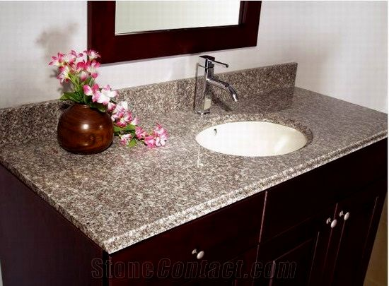 new granite bathroom countertops pattern-Finest Granite Bathroom Countertops Online