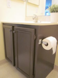Painting Bathroom Cabinets Fascinating Painting Bathroom Cabinets Color Jessica Color Painting Décor