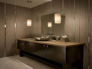 Rustic Bathroom Lighting Fresh Rustic Bathroom Light Lighting View Vanity Fixtures Room Design Image