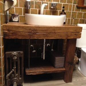 Rustic Bathroom Vanities Stylish Hand Crafted Rustic Bath Vanity Reclaimed Barnwood by Collection