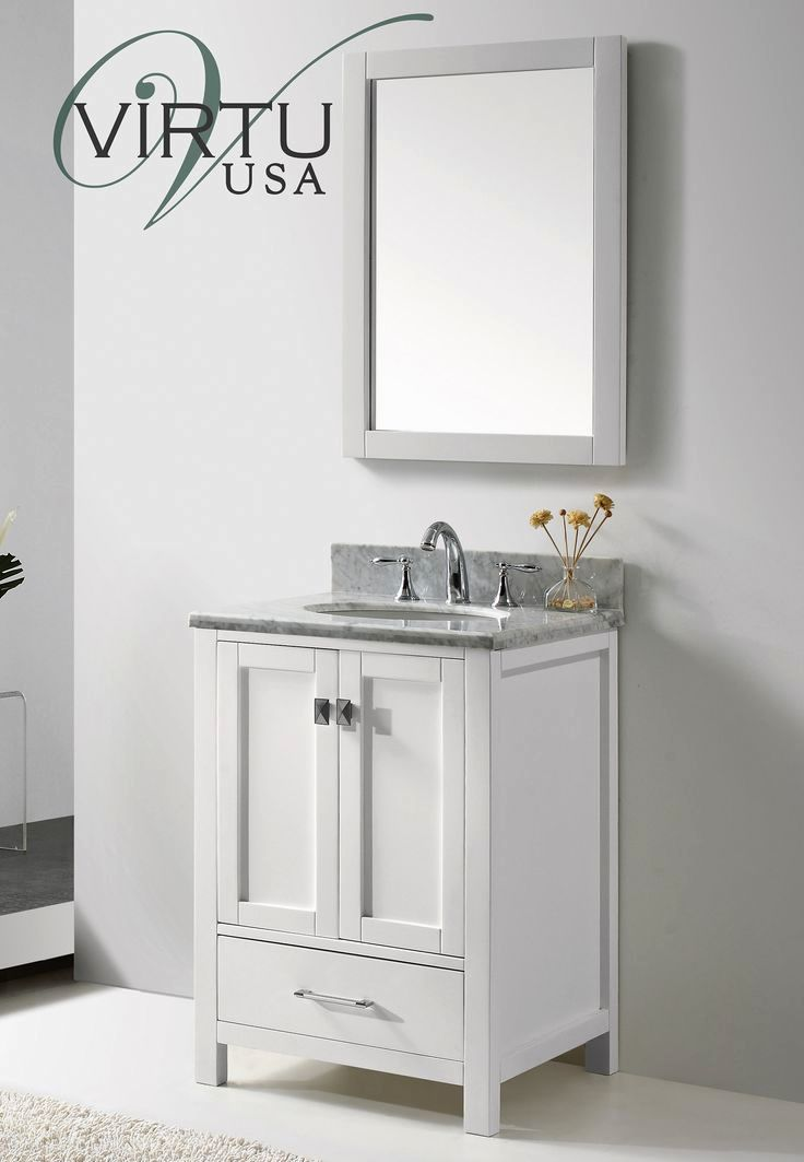 sensational 24 bathroom vanity portrait-Contemporary 24 Bathroom Vanity Layout
