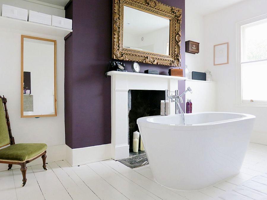 sensational purple bathroom accessories construction-Fancy Purple Bathroom Accessories Wallpaper