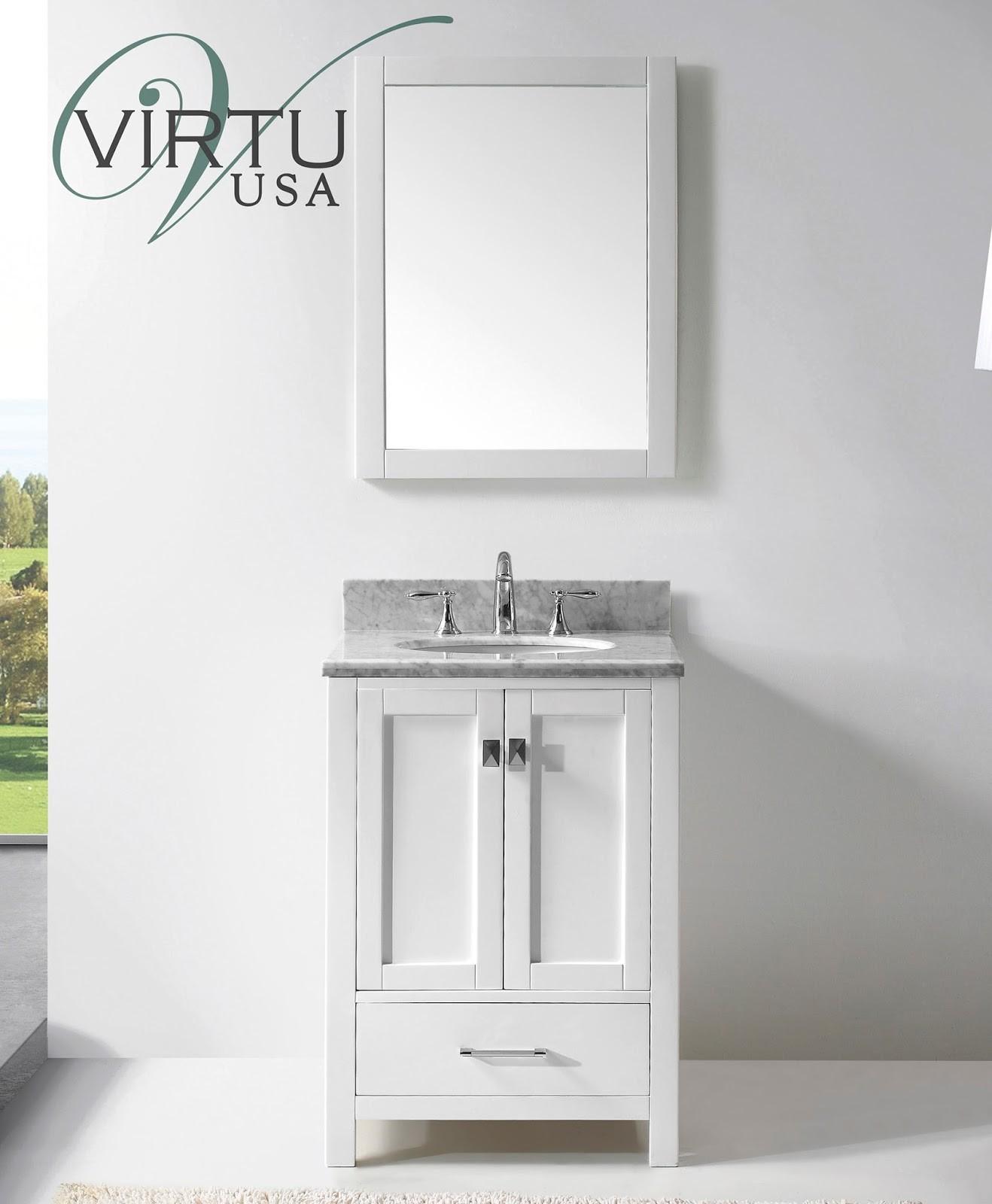 Terrific Small Bathroom Vanities Inspiration - Home Sweet ...