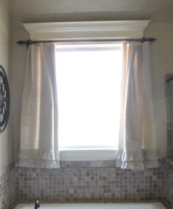 Small Bathroom Window Curtains Fascinating Bathroom Window Curtains Be Equipped Designer Drapes Be Equipped Gallery