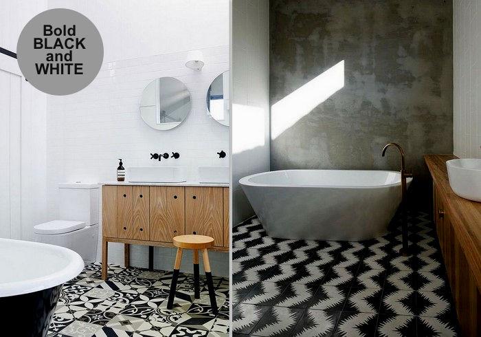 stunning bathroom floor tile photo-Lovely Bathroom Floor Tile Photograph