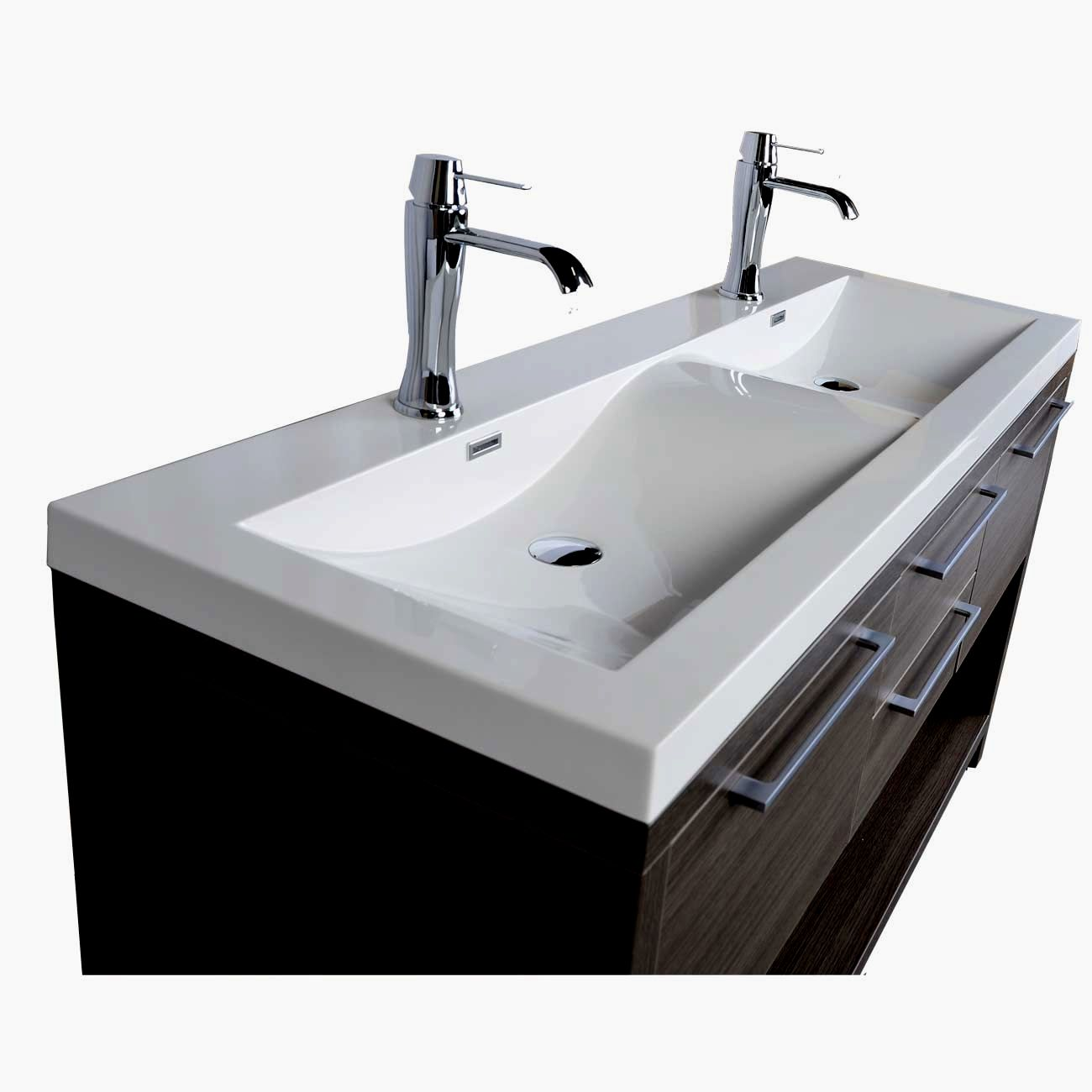 stylish double sink bathroom vanity plan-Excellent Double Sink Bathroom Vanity Décor