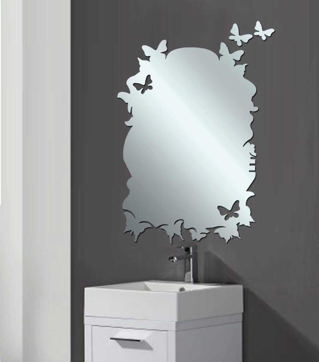 stylish mirror in the bathroom photograph-Lovely Mirror In the Bathroom Model
