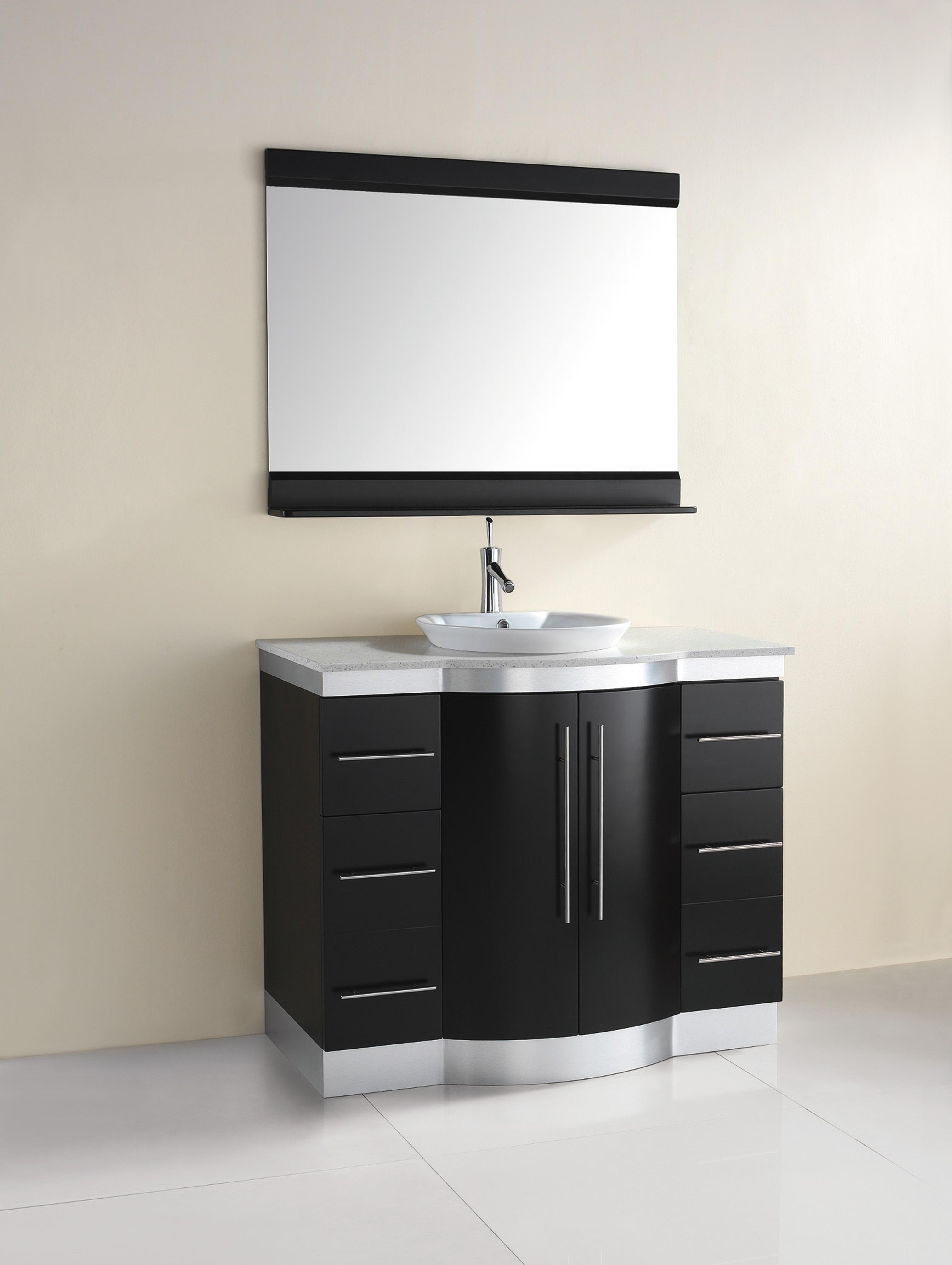 superb bathroom vanity with vessel sink decoration-Beautiful Bathroom Vanity with Vessel Sink Design