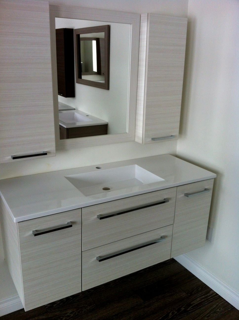 superb floating bathroom vanity picture-Amazing Floating Bathroom Vanity Construction
