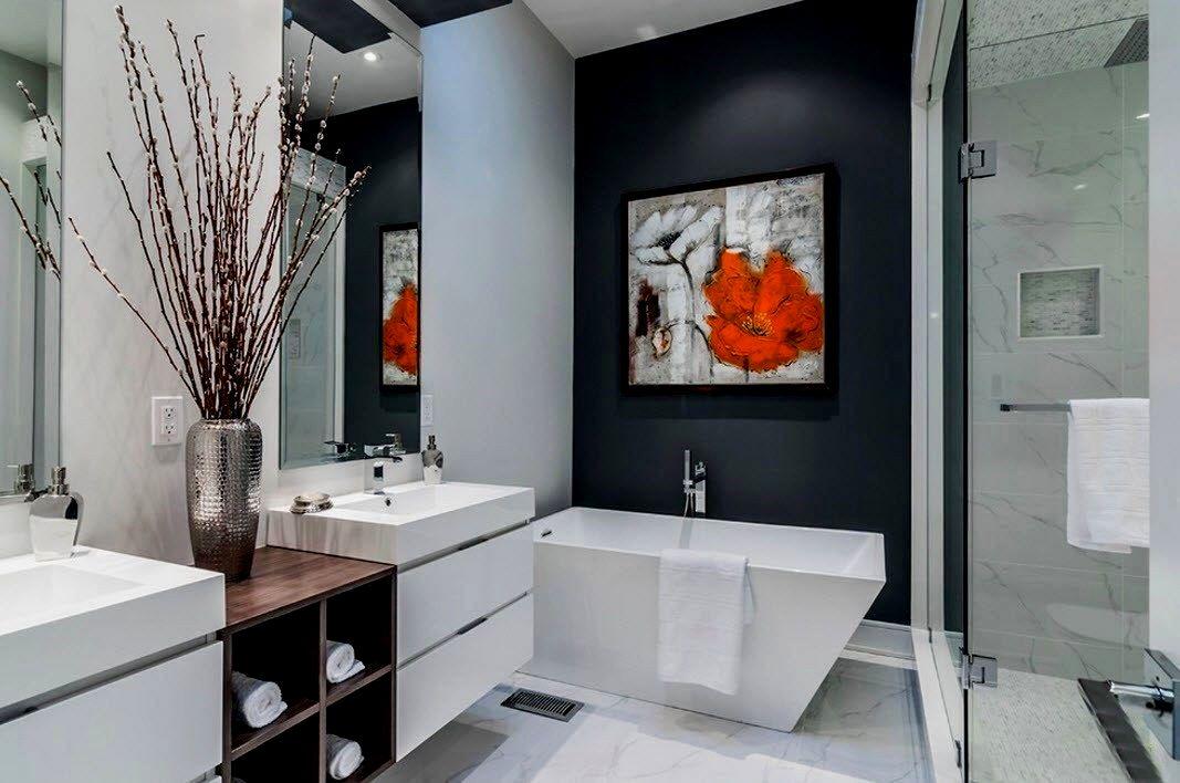 terrific bathroom color schemes portrait-Fantastic Bathroom Color Schemes Inspiration
