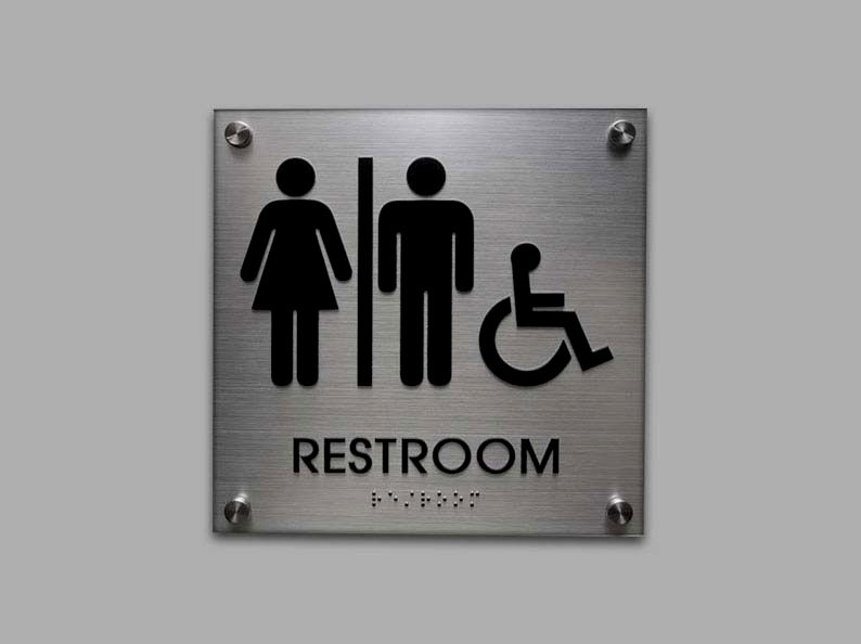 terrific gender neutral bathroom signs pattern-Amazing Gender Neutral Bathroom Signs Inspiration