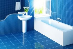 Tiles for Bathroom Cool Tile for Bathroom Floors Ideas In Fashionable after Blue Tile Picture