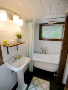 Tiny House Bathroom Terrific 8 Tiny House Bathrooms Packed with Style Inspiration