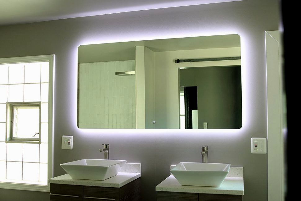 top modern bathroom mirrors concept-Beautiful Modern Bathroom Mirrors Image