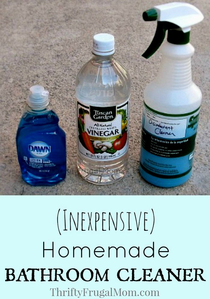 unique homemade bathroom cleaner photograph-Incredible Homemade Bathroom Cleaner Image
