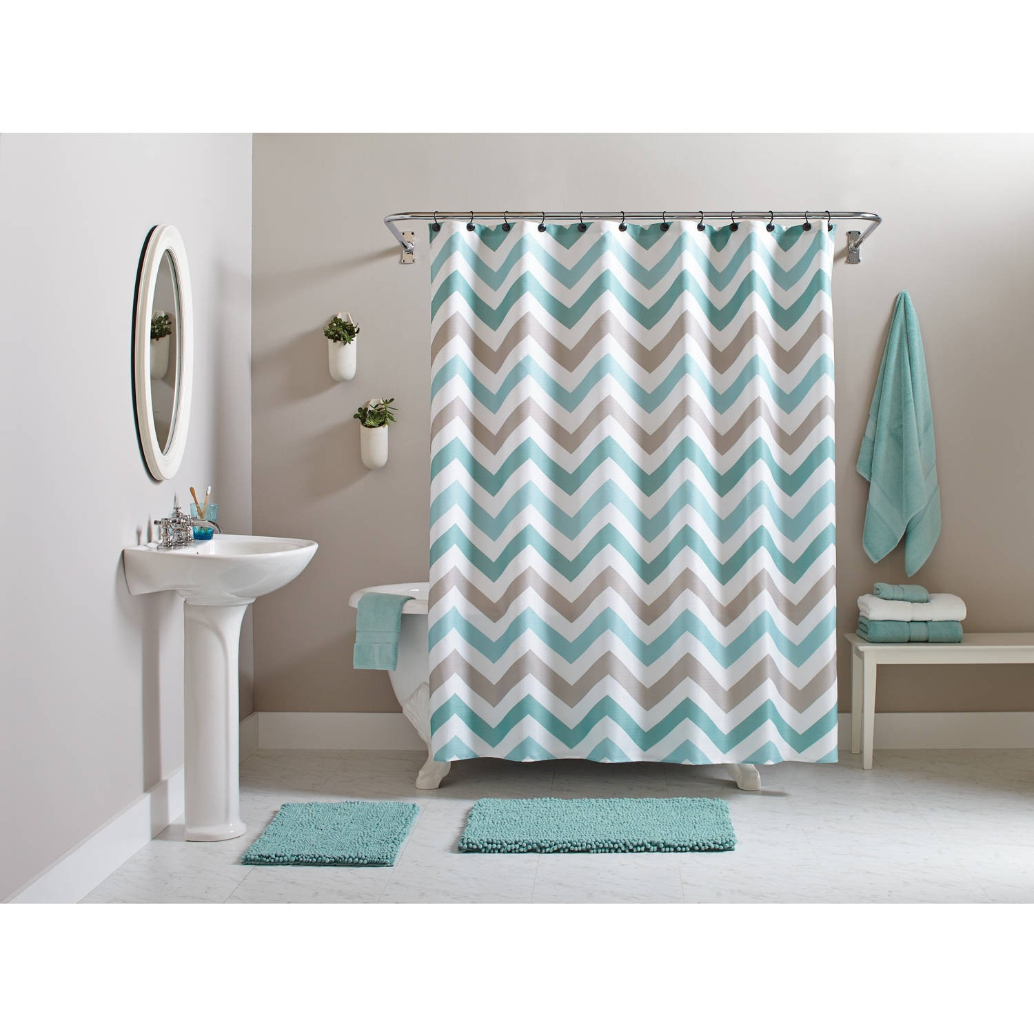 Cute Walmart Bathroom Accessories Design