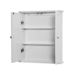 White Bathroom Wall Cabinet Luxury Amazon foremost Coww Columbia White Bathroom Wall Cabinet Plan