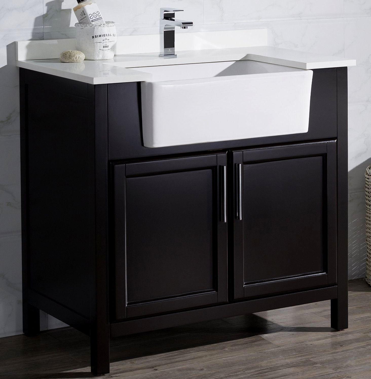 wonderful 36 bathroom vanity image-Awesome 36 Bathroom Vanity Wallpaper