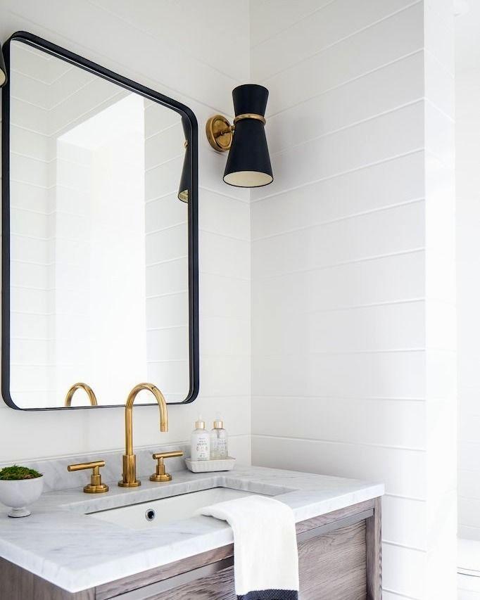 wonderful bathroom mirror frames portrait-Amazing Bathroom Mirror Frames Ideas