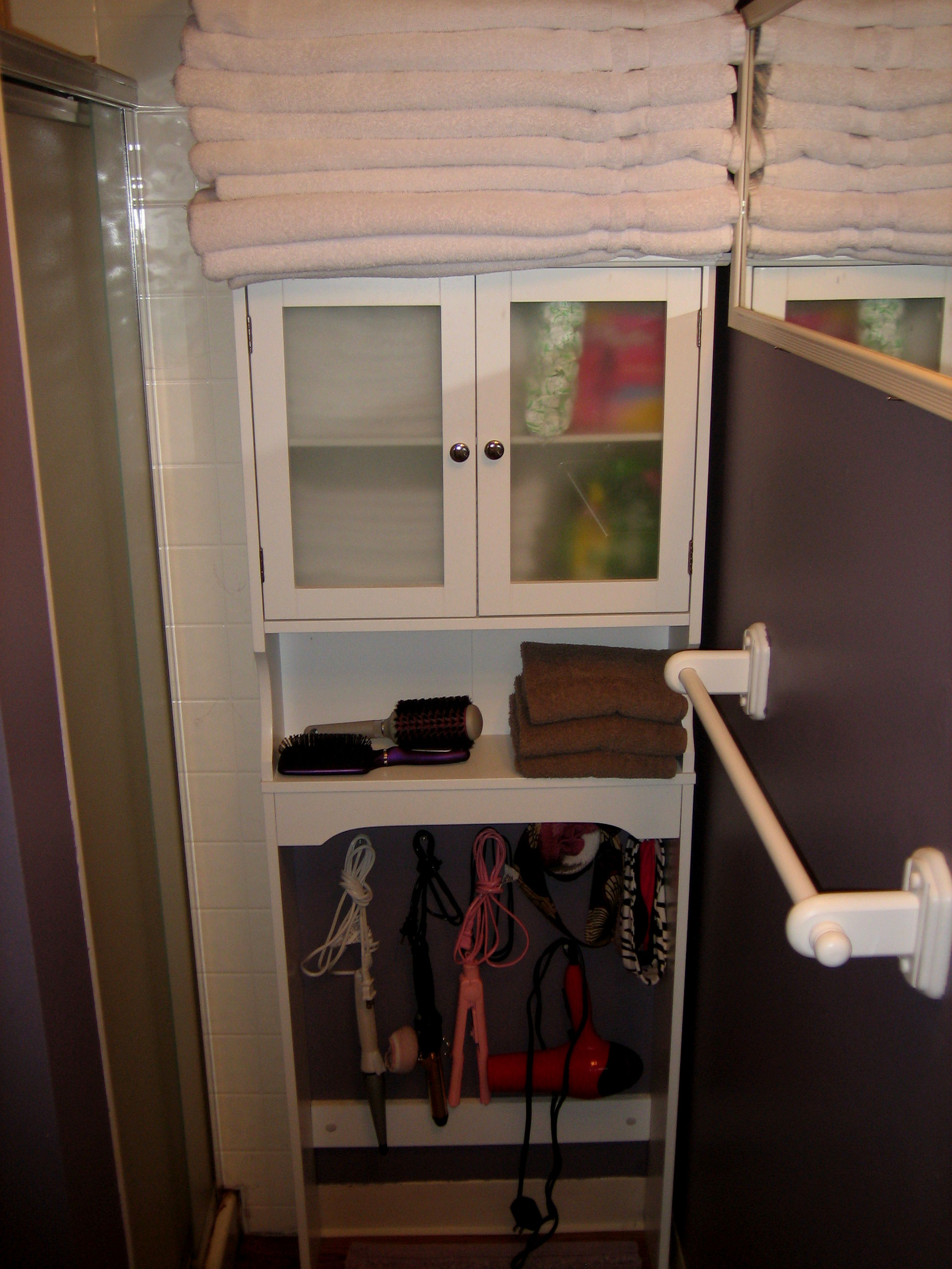 wonderful bathroom storage cabinets model-Fancy Bathroom Storage Cabinets Portrait