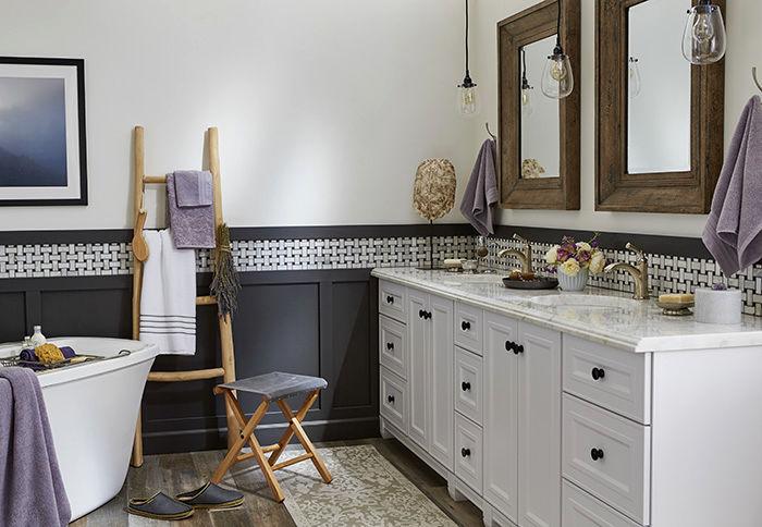 wonderful small bathroom design ideas collection-Stylish Small Bathroom Design Ideas Pattern